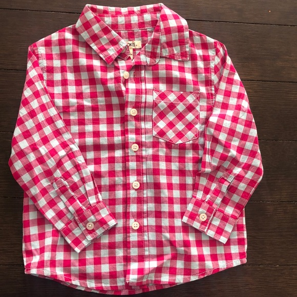 Other - Brand new plaid shirt